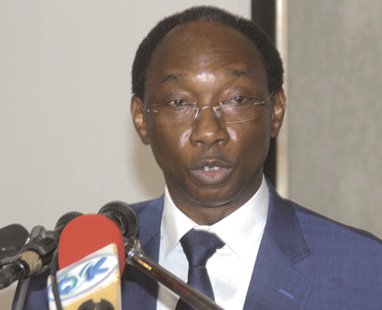 AUGUSTE DENISE BARRY, DIRECTEUR EXECUTIF DU CESDS :  « Si nous gagnons la lutte contre le grand banditisme, nous fragilisons le terrorisme »
