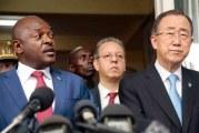RESOLUTION AFRICAINE SUR LE BURUNDI : Complot contre le peuple burundais
