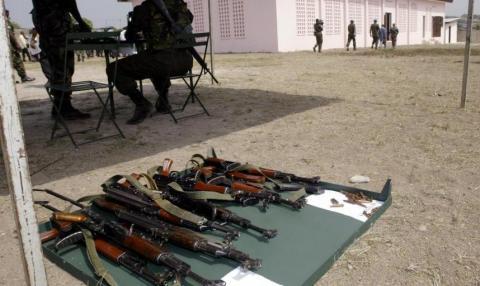 NOUVELLE DECOUVERTE D'UNE CACHE D'ARMES A ABIDJAN : Il faut vraiment craindre pour la Côte d'Ivoire