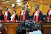 MENACES CONTRE LA COUR SUPREME AU KENYA : David Maraga ne doit pas céder à l'intimidation