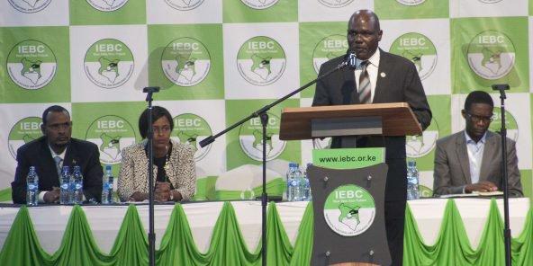 Report de la présidentielle, l'IEBC au coeur des tensions — Kenya