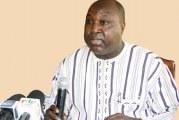 ZEPHIRIN DIABRE FACE A LA PRESSE : Le groupe parlementaire UPC/RD «est une usurpation de titre»