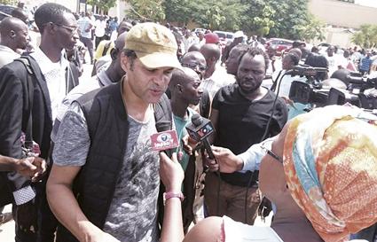 LIBERTE PROVISOIRE ACCORDEE A DJIBRILL BASSOLE : Des OSC dans la rue pour protester