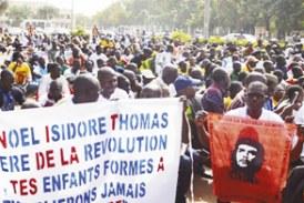 30E ANNIVERSAIRE DE L'ASSASSINAT DE THOMAS SANKARA   :   Le CIM-TS pour l'ouverture d'une enquête judiciaire en France