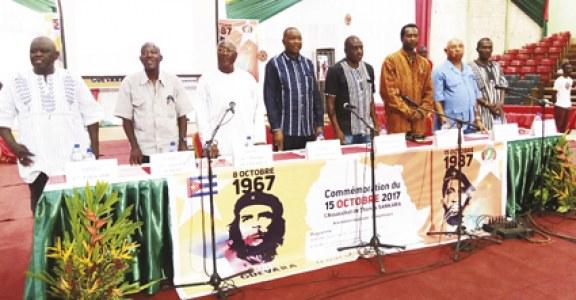 COMMEMORATION DU 30è ANNIVERSAIRE DE L'ASSASSINAT DU CAPITAINE THOMAS SANKARA ET SES COMPAGNONS  :    Réflexion sur « l'influence du sankarisme dans les mouvements sociaux au Burkina »