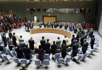 TOURNEE DES AMBASSADEURS DU CONSEIL DE SECURITE DE L'ONU AU SAHEL : Mission d'évaluation au simple villégiature?