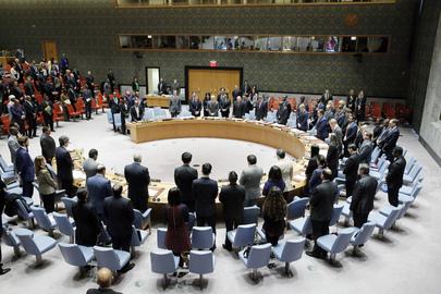 Des officiels de l'ONU visitent la force du G5 Sahel