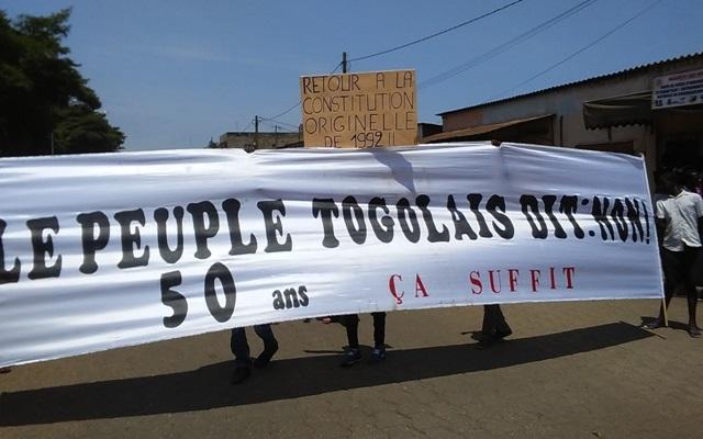 MANIFS POUR L'ALTERNANCE AU TOGO : Les Togolais réussiront-ils à transformer l'essai de 1990?