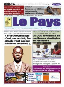 Le Journal du 18/10/2017