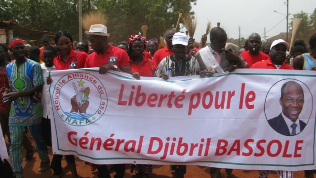 MARCHE DE PROTESTATION CONTRE LA DETENTION DE DJIBRILL BASSOLE : La Justice doit sonner le réveil de ses énergies assoupies