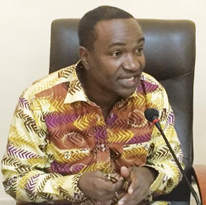 COLONEL SITA SANGARE, PRESIDENT DE LA FBF    :  « Le Burkina Faso conserve toutes ses chances d'aller au mondial »