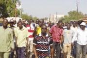 DELOCALISATION DE LA DR DE LA LONAB DANS LE CENTRE-EST : Koupéla proteste