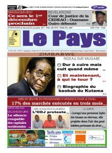 Le Journal du 22/11/2017