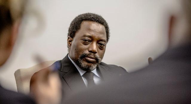 Washington demande à Joseph Kabila de quitter le pouvoir — RDC