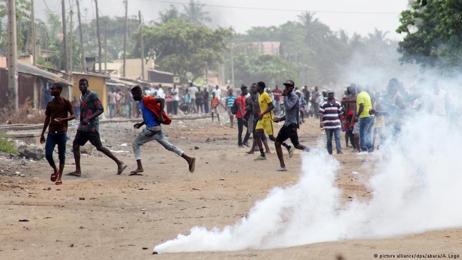 MANIFS ESSAIMEES AU TOGO : Ce pays comme une baraque qui fuite de partout