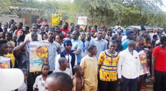 ASSASSINAT DE NORBERT ZONGO  :   Dori a marché pour la vérité et la justice