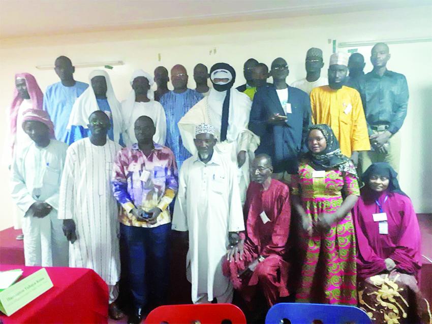 LUTTE CONTRE L'EXTREMISME VIOLENT     Des leaders religieux à l'école de la paix à Niamey