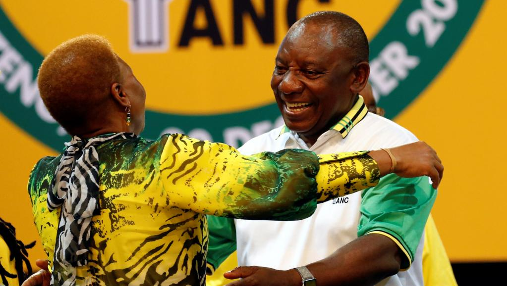 ALTERNANCE A LA TETE DE L'ANC :L'Afrique du Sud, un modèle pour le continent africain