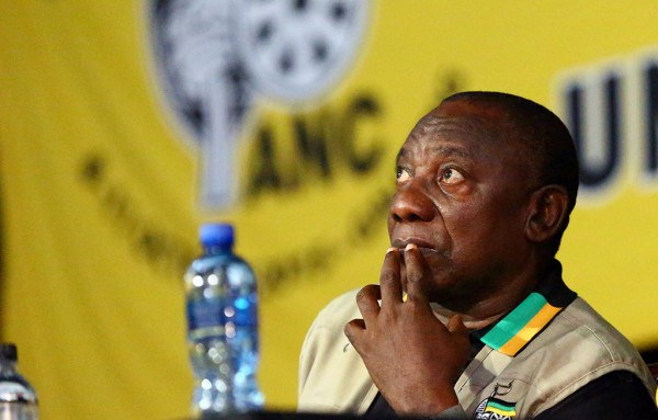 SUCCESSION DE JACOB ZUMA A LA TETE DE L'ANC :Ramaphosa saura-t-il chausser les bottes de Mandela?
