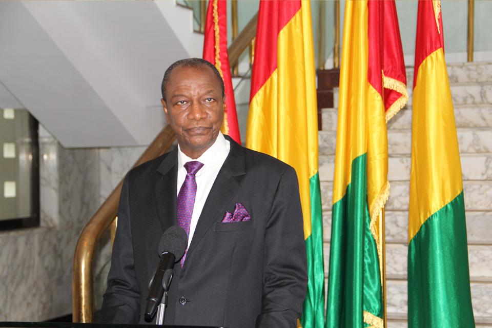 APPEL D'UN DEPUTE A MASSACRER POUR MAINTENIR L'ORDRE EN GUINEE : Un élu ne devrait pas dire ça
