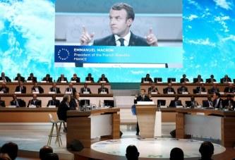SOMMET SUR LE CLIMAT EN FRANCE  : L'Afrique face au défi de l'accès aux énergies renouvelables