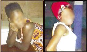 NOUNA   :  La galère des filles de bar