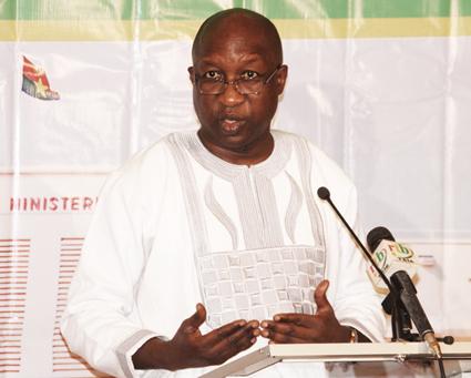 GREVE DES ENSEIGNANTS : «8 des 23 points ont été examinés», selon Paul Kaba Thiéba