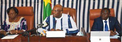 SESSION ORDINAIRE DU CSM : Le conseil de discipline annoncé pour 2018