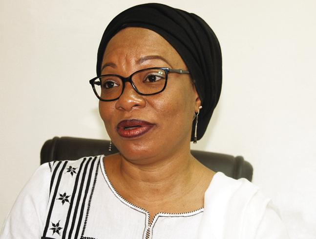 LAURENCE ILBOUDO MARCHAL, députée MPP  :« Je trouve très intriguant que tout le monde se mette à revendiquer »