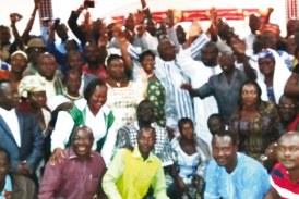 MAIRIE DE OUAGADOUGOU : Les conseillers municipaux ont fumé le calumet de la paix