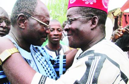 PROVINCE DU PASSORE    :  « Le CDP est bien là et vivra pour toujours », dixit Eddie Komboïgo