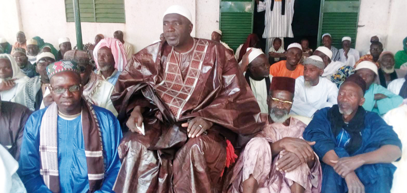 CRISE DANS LA COMMUNAUTE MUSULMANE DE BANFORA   :  El Hadj Amadou Sanogo installé imam de la grande mosquée