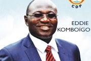 CONGRES POUR LA DEMOCRATIE ET LE PROGRES  : «Eddie Komboïgo a les atouts pour conduire le CDP à la victoire»