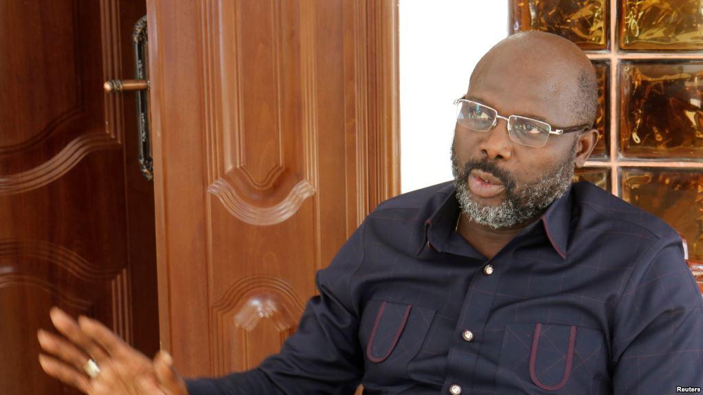 Liberia: George Weah répond aux critiques sur sa capacité à diriger