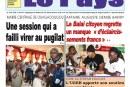 «LE PAYS» N°6512 DU 19/01/2018 AU 21/01/2018