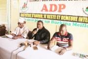 ABRAHAM BADOLO PRESIDENT DE L'ADP  :  «Roch est un dictateur silencieux»