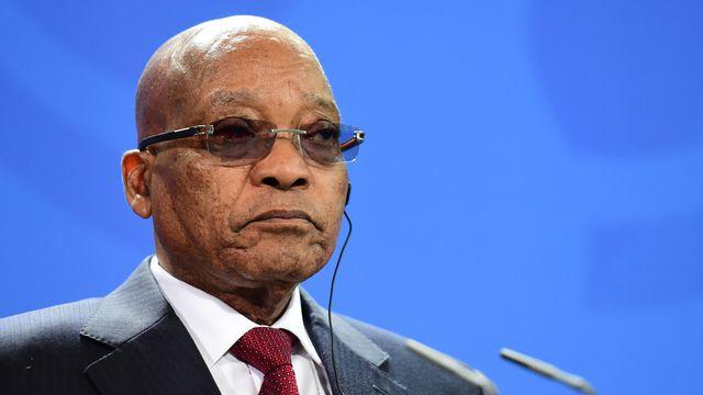 AFRIQUE DU SUD : Zuma en sursis?