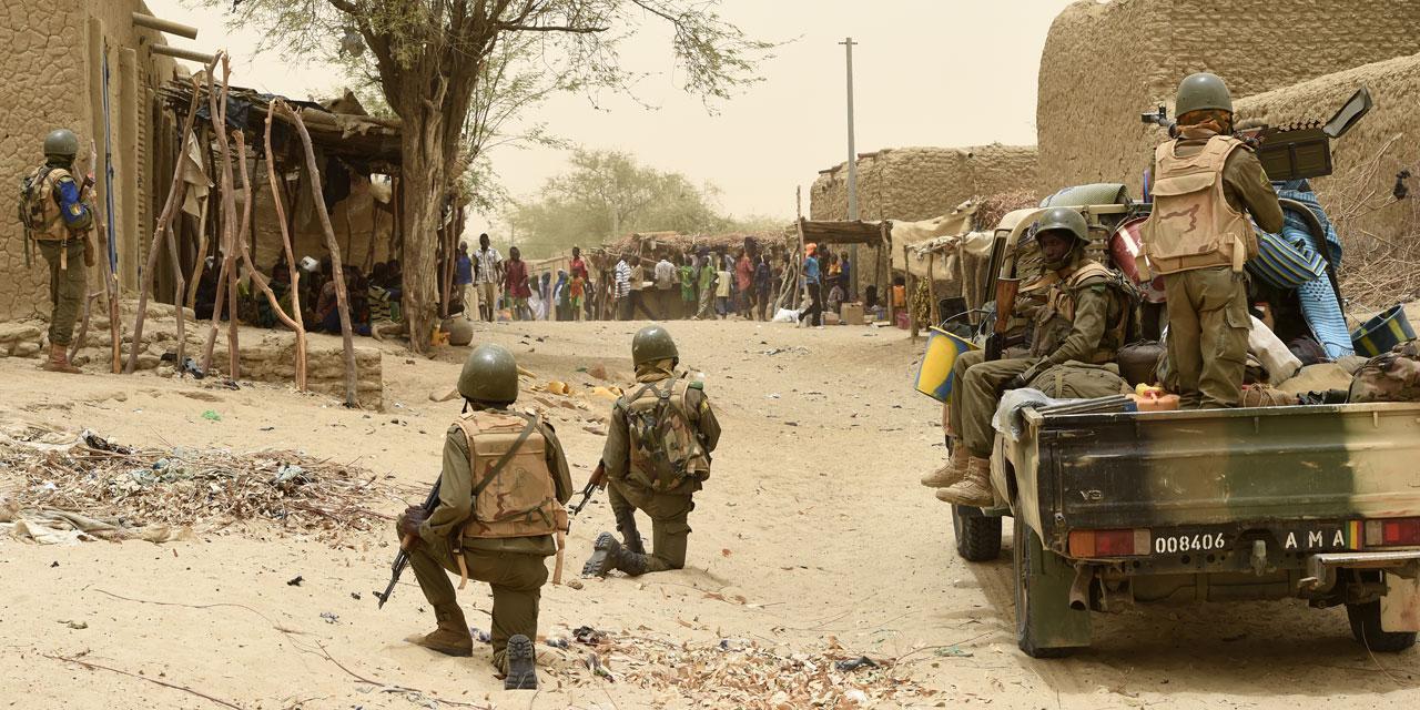 26 morts dans l'explosion d'une mine — Mali
