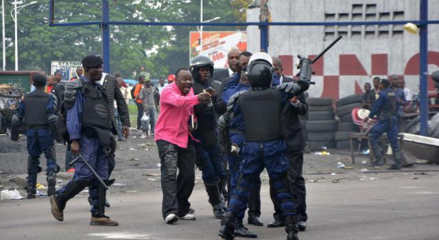 REPRESSION DE MANIF EN RDC  :   Kabila dans la logique du pis-aller