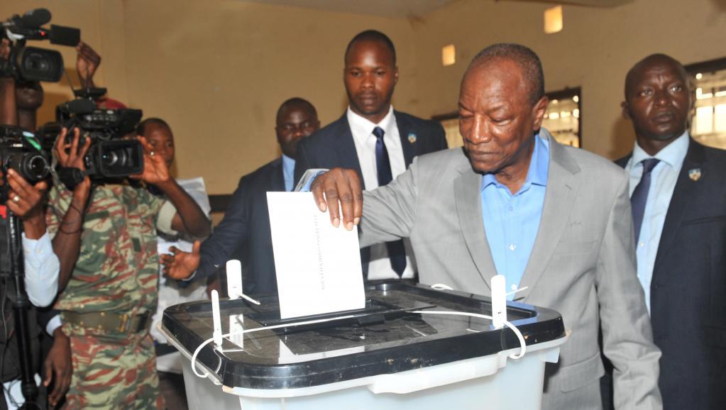 SOUPÇONS DE FRAUDES ELECTORALES EN GUINEE : Tout ça pour ça?