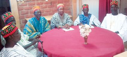 INSTALLATION  D'UNE  USINE TEXTILE  A OUAGADOUGOU  :   Des  chefs traditionnels de Koudougou interpellent le président du Faso