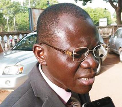 VISITE DE CHANTIER A LA MACB  :   Le ministre Bagoro mécontent des services techniques