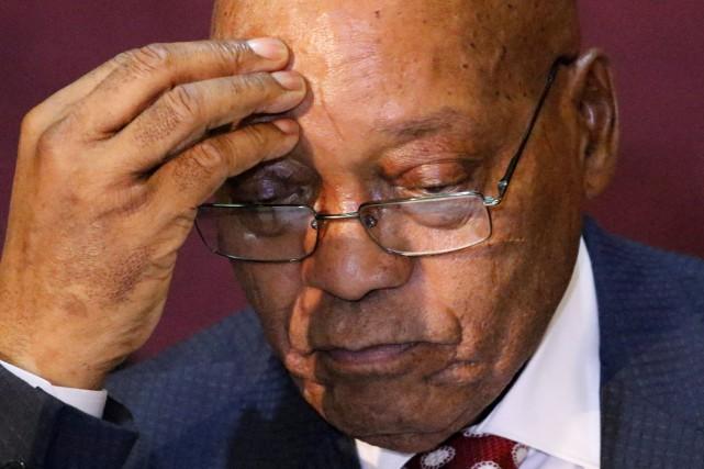 AFRIQUE DU SUD : Jusqu'à quand durera le bras de fer entre Zuma et l'ANC?