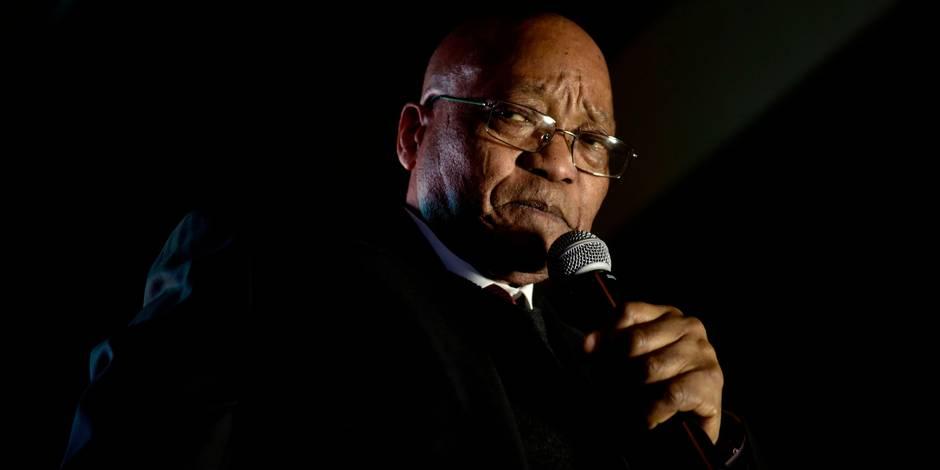 CRISE AU SEIN DE L'ANC  : Zuma ou la stratégie du lépreux