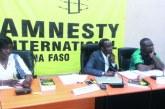 RAPPORT ANNUEL DE AMNESTY INTERNATIONAL  :   Les Kolgwéogo épinglés