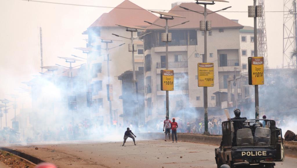 VIOLENCES POST-ELECTORALES EN GUINEE : Tout ça pour ça?