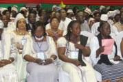 8-MARS 2018     « 25% des terres aménagées par l'Etat seront octroyées aux femmes », selon le Président du Faso