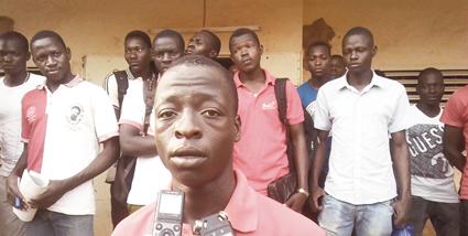 Photo of UNIVERSITE NORBERT ZONGO   :  L'ANEB annonce un sit-in pour le 6 mars prochain