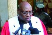 ASSISES CRIMINELLES DU POLE JUDICIAIRE DE KAYA  «Tout le caractère pédagogique et éducatif de la fonction judiciaire réside également dans cette délocalisation des activités de la Cour d'appel», dixit  Laurent Poda