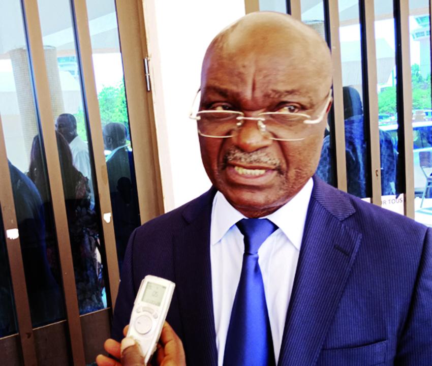 ROGER MILLA A PROPOS DU RETARD DANS L'ORGANISATION DE LA CAN     :  : «  Il y a beaucoup de choses qui ont été faites à l'encontre du Cameroun »